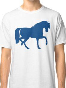 Trotting Horse Silhouette Classic T-Shirt
