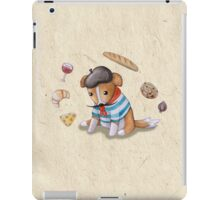 Chiot Tentaculaire iPad Case/Skin