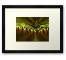 Mystery of Forest Framed Print