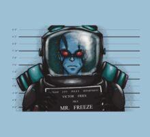 Mr. Freeze Baby Tee