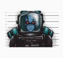 Mr. Freeze Kids Clothes