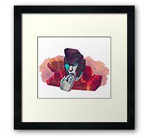 Perceptor - Transformers: MTMTE Framed Print