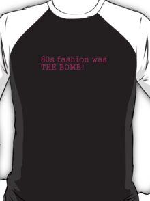 80s Fashion T-Shirt