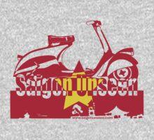 SAIGON UNSEEN MOTO TOURS - Vespa Version by Brad Spencer