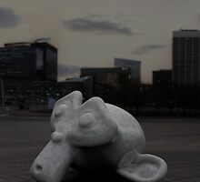 Monkey In The City by Anthony Wratten