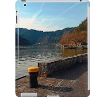 Sunny afternoon at the harbour | landscape photography iPad Case/Skin
