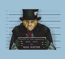 Mad Hatter Kids Tee