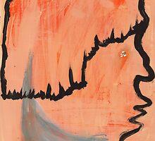 Profile in Orange by hopelessmoo