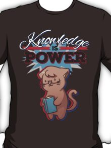Knowledge is Power (Light) T-Shirt