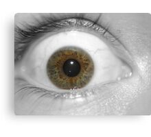 Staring Intensely  Canvas Print