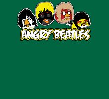 Angry Beatles - Angry Birds/ Beatles Parody Unisex T-Shirt