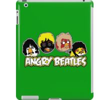 Angry Beatles - Angry Birds/ Beatles Parody iPad Case/Skin