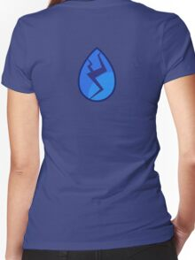 The Mirror Gem Women's Fitted V-Neck T-Shirt