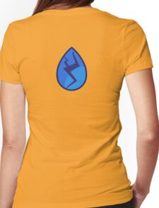 The Mirror Gem Womens Fitted T-Shirt