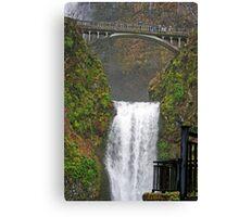 Benson Bridge Canvas Print