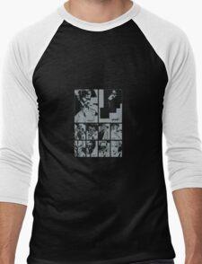 Metal Gear Solid - Shadow Moses Men's Baseball ¾ T-Shirt