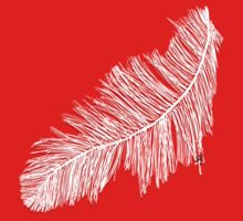 The Feather Falling Up Kids Clothes