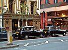 The Crown Bar in Belfast, Ireland by Lucinda Walter