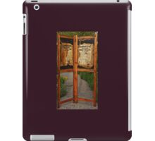 Photography Screen For Sale.  iPad Case/Skin