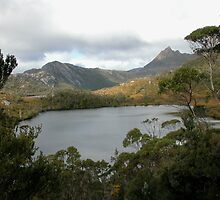 Cloudy Day at Cradle Mountain, Tasmania, Australia, May, 2008. by kaysharp