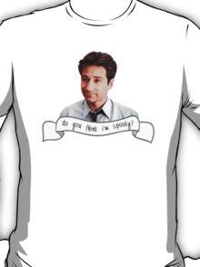 Spooky Mulder T-Shirt
