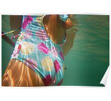 Ocean Pool # 1 Poster
