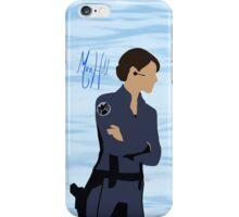 Maria Hill iPhone Case/Skin