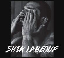 Shia Labeouf by Gregory Wilson