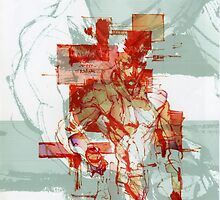 Metal Gear Solid - Tactical Espionage Action by slak450
