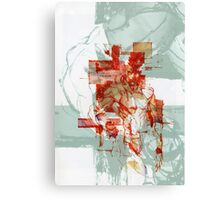 Metal Gear Solid - Tactical Espionage Action Canvas Print