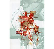 Metal Gear Solid - Tactical Espionage Action Photographic Print