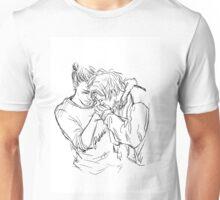 Tell Me Again, Whisper It Tome Unisex T-Shirt