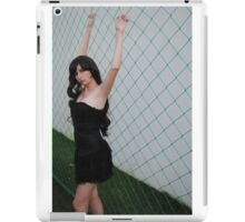 Black Corset 5 iPad Case/Skin