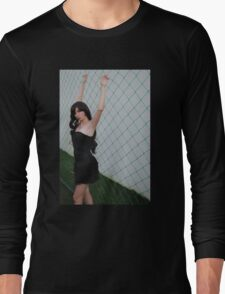 Black Corset 5 Long Sleeve T-Shirt