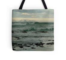 Wispy Surf, Great Ocean Road Tote Bag