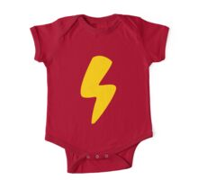 Baby Flash One Piece - Short Sleeve