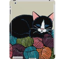 Yarn Mountain iPad Case/Skin