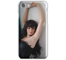 Black Corset 6 iPhone Case/Skin