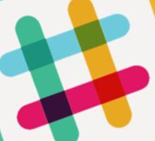 slack logo Sticker