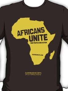 Africans unite T-Shirt