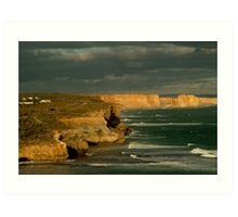 Port Campbell,Great Ocean Road Art Print