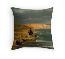 Port Campbell,Great Ocean Road Throw Pillow