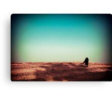 Desolate Canvas Print