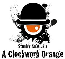 A clockwork Orange by Dorunfo