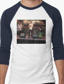 Old Spice Boys @ Jazz & Blues Festival Men's Baseball ¾ T-Shirt