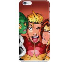 Galaxy Girls iPhone Case/Skin