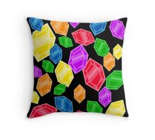 rupees Throw Pillow