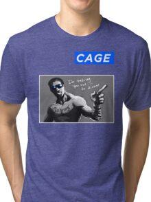 unCAGEDgamez Tri-blend T-Shirt