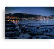Twilight, Apollo Bay Harbour,Great Ocean Rd Canvas Print