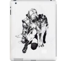 Sniper Wolf iPad Case/Skin